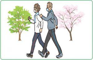 岡山の史跡と自然を歩こう!